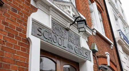 Francis Holland School Sloane Square gallery image