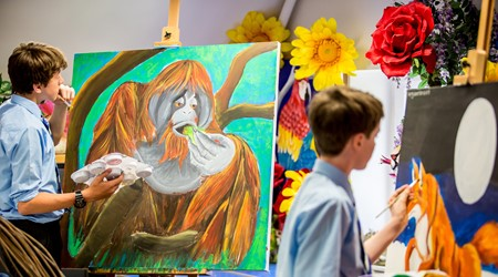 Witham Hall Preparatory School gallery image